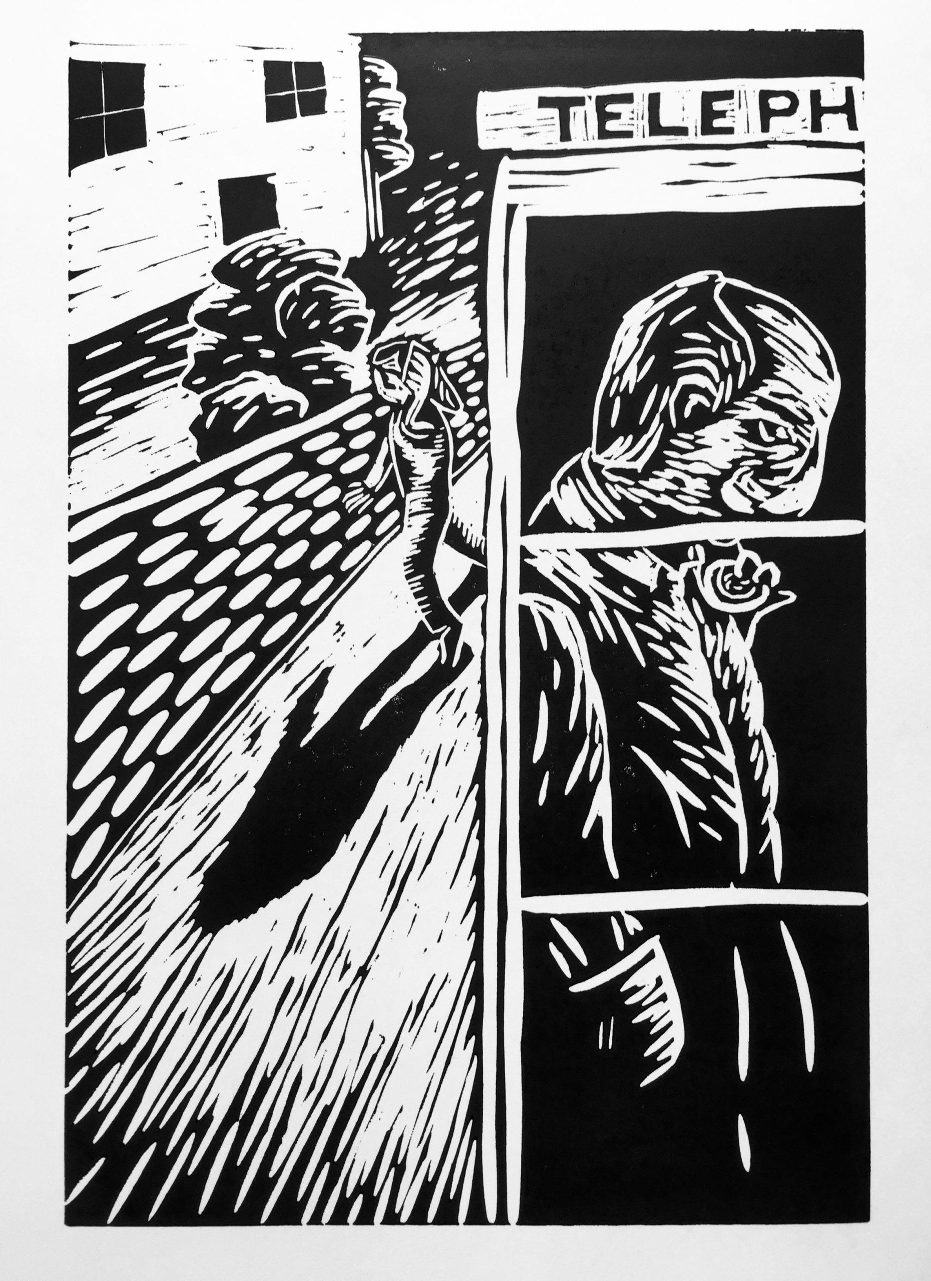 (117) Sam Reiher - Passing In The Night Image