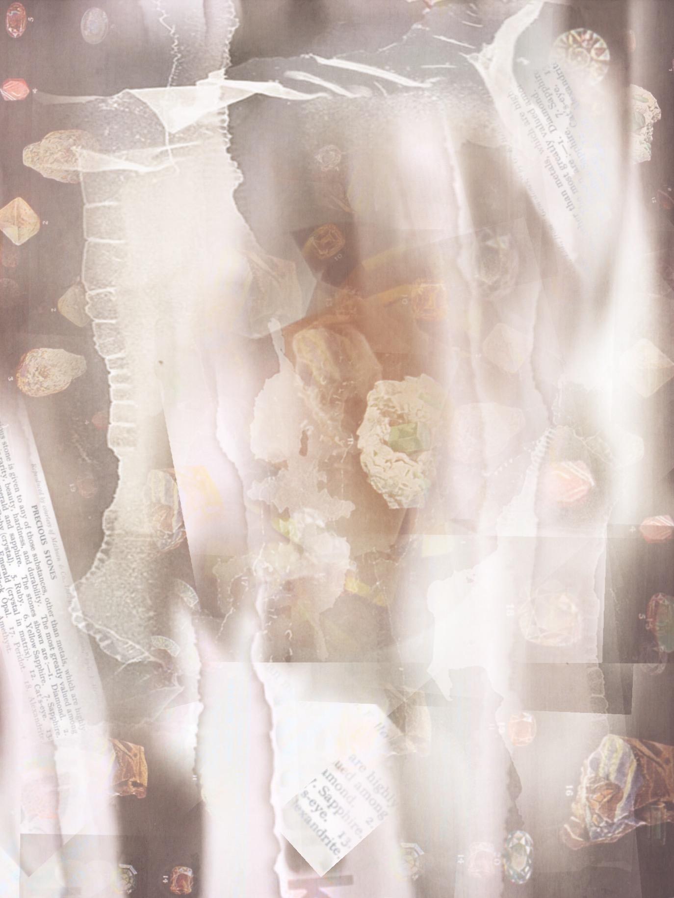 (31) Lucinda Nicholas - What is precious seems hidden Image