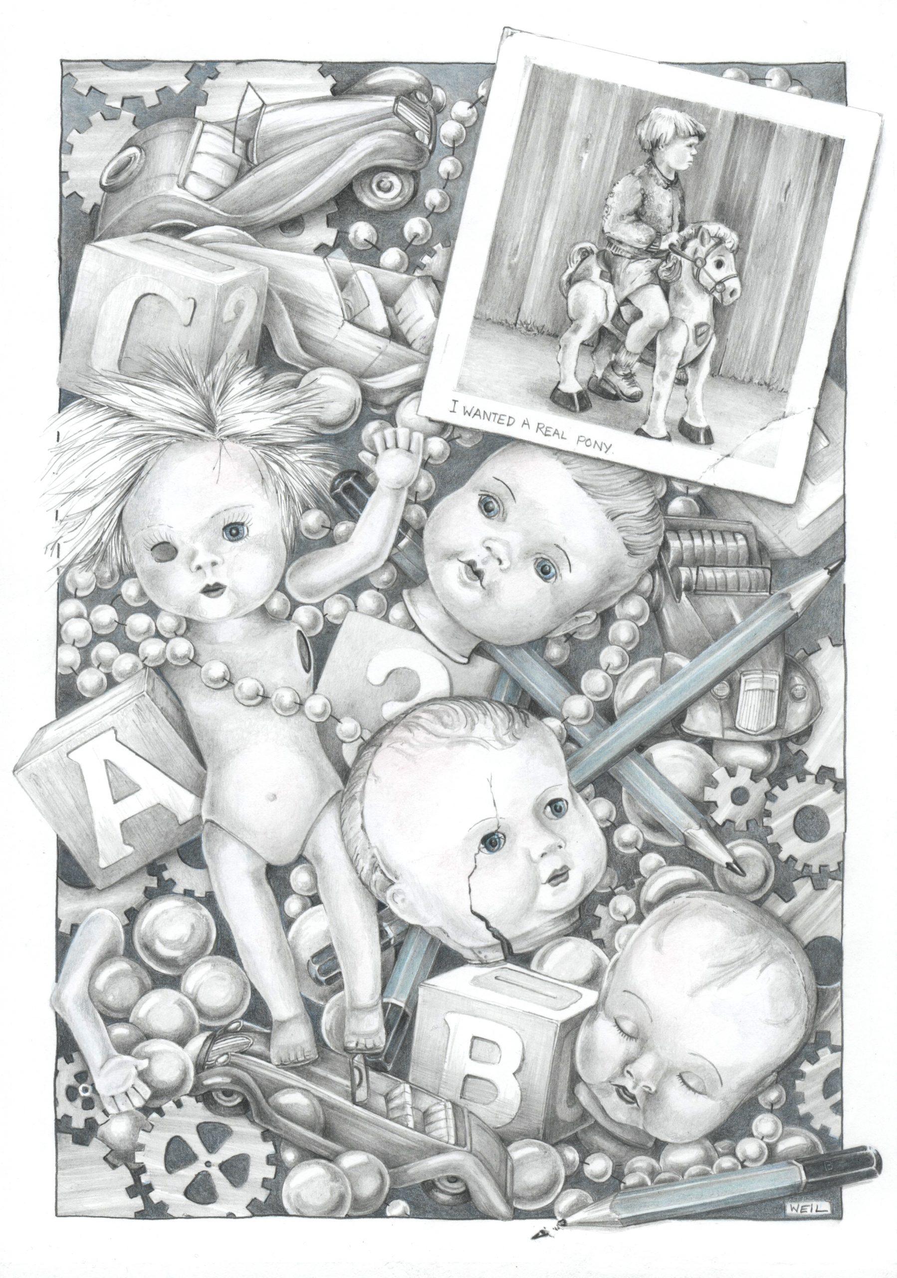 (26) Linda Weil - Toybox of Dramas Image