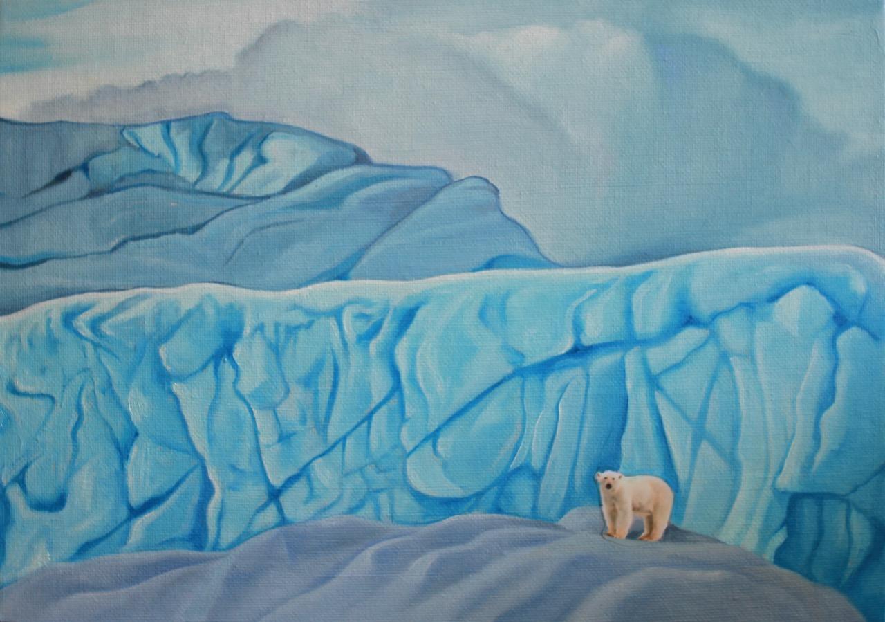 (33) Margaret Ingles - On thin Ice Image