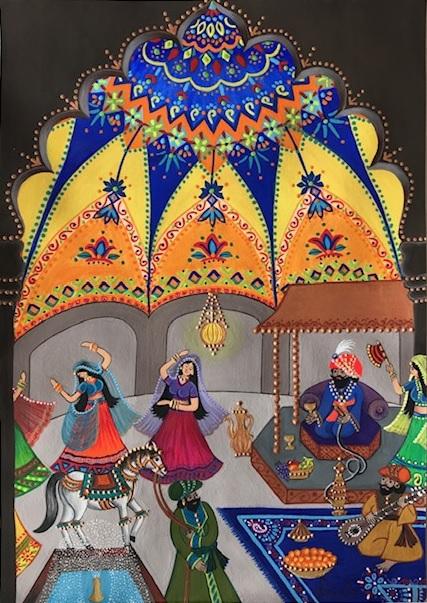 (112)Somrita Watford - Mughal Life Image
